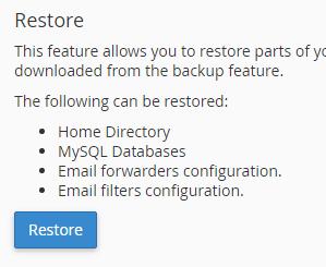 cpanel_restore_wizard