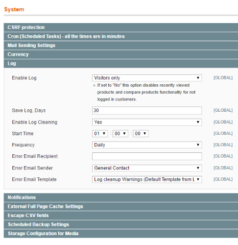 magento_system_log_settings